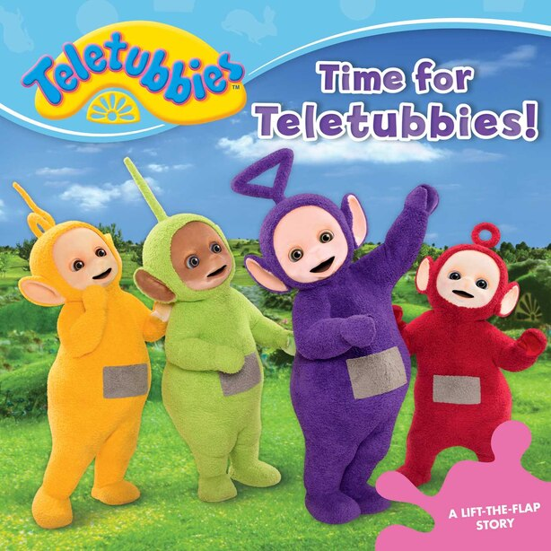 Time for Teletubbies!: A Lift-the-flap Story by Tina Gallo
