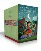 Goddess Girls Sparkling Collection (Charm Bracelet Inside!): Athena the Brain; Persephone the Phony…