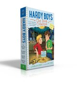 Hardy Boys Clue Book Collection Books 1-4: The Video Game Bandit; The Missing Playbook; Water-Ski…