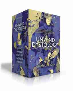The Ultimate Unwind Collection: Unwind; UnWholly; UnSouled; UnDivided; Unbound by Neal Shusterman