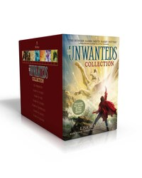 The Unwanteds Collection: The Unwanteds; Island of Silence; Island of Fire; Island of Legends…