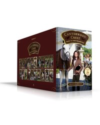 Canterwood Crest Born to Ride Collection: Take the Reins; Chasing Blue; Behind the Bit; Triple…