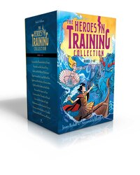 Heroes in Training Olympian Collection Books 1-12: Zeus and the Thunderbolt of Doom; Poseidon and…
