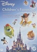 Children's Favorites, Vol. 1: Disney Bedtime Favorites And Disney Storybook Collection