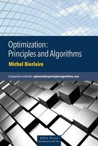 Optimization: Principles And Algorithms