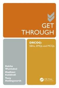Get Through Drcog: Sbas, Emqs And Mcqs