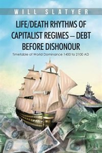 The Life/Death Rythms of Capitalist Regimes - Debt before Dishonour: Timetable of World Dominance 1400-2100 by Will Slatyer