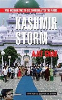 Kashmir Storm by Ajit Chak