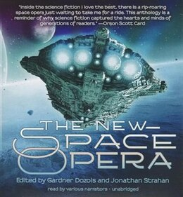 Book The New Space Opera by Gardner Dozois