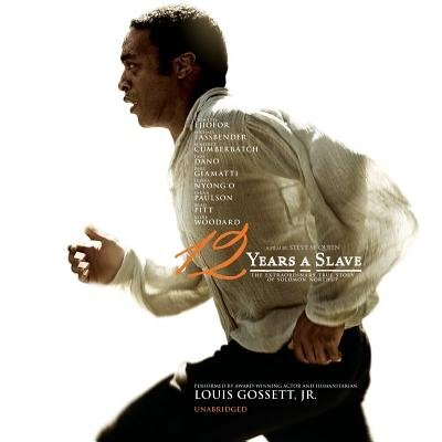 Twelve Years A Slave (mp3 Cd) by Solomon Northup