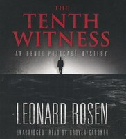 The Tenth Witness: An Henri Poincare Mystery