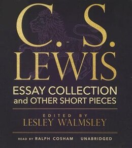Book C. S. Lewis: Essay Collection And Other Short Pieces by C. S. Lewis