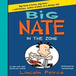 Book Big Nate: In The Zone by Lincoln Peirce