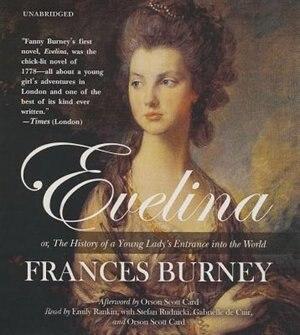 frances burneys evelina essay