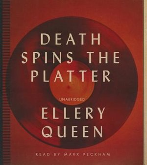 Death Spins The Platter by Ellery Queen