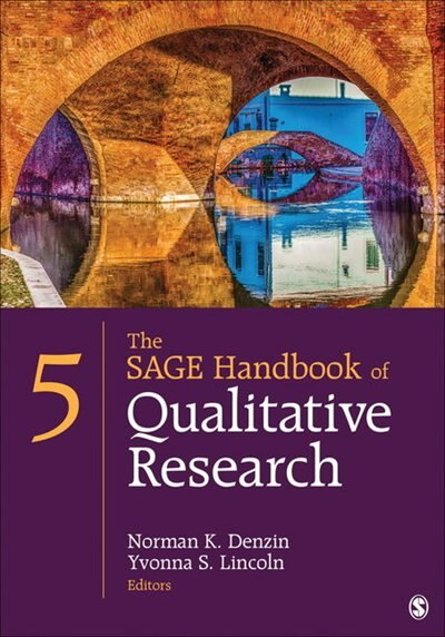 The Sage Handbook Of Qualitative Research by Norman K. Denzin