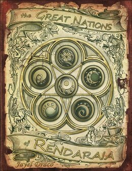 Book The Great Nations Of Rendaraia by Jayel Draco