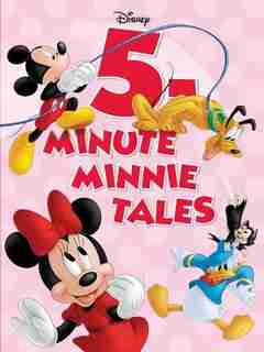 5-minute Minnie Tales by Disney Book Group