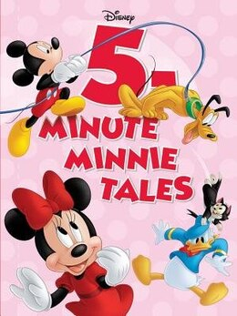 Book 5-minute Minnie Tales by Disney Book Group