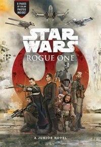 Book Star Wars Rogue One Junior Novel by Matt Forbeck