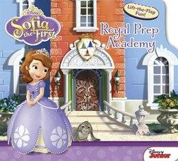 Book Sofia The First Royal Prep Academy by Disney Book Group