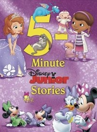 Book Disney Junior 5-minute Disney Junior Stories by Disney Books