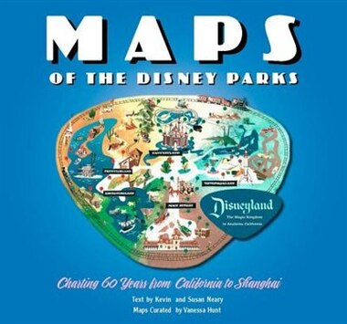 Maps of the disney parks charting 60 years from california to maps of the disney parks charting 60 years from california to shanghai by vanessa hunt gumiabroncs Image collections