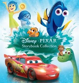 Book Disney*pixar Storybook Collection by Disney Book Group
