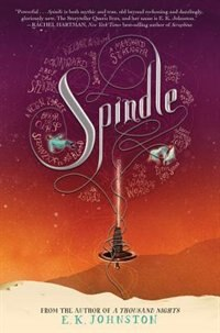 Book Spindle by E. K. Johnston