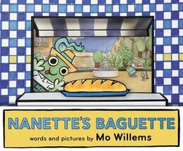 Book Nanette's Baguette by Mo Willems