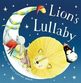Book Lion's Lullaby by Mij Kelly