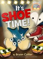 Elephant & Piggie Like Reading! It's Shoe Time!
