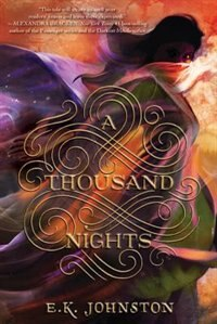 Book A Thousand Nights by E. K. Johnston