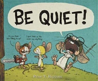 Image result for be quiet book