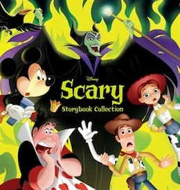 Book Scary Storybook Collection by Disney Storybook Art Team