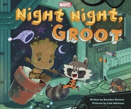 Book Night Night, Groot by Brendan Deneen