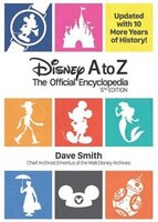 Disney A To Z (fifth Edition): The Official Encyclopedia