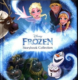 Book Frozen Storybook Collection by Disney Book Group