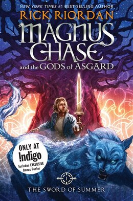 Book Magnus Chase And The Gods Of Asgard, Book 1 The Sword Of Summer (indigo Exclusive Edition Customer… by Rick Riordan