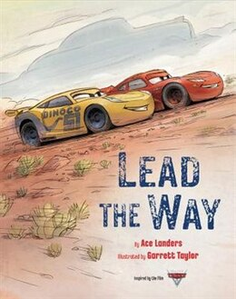 Book Cars 3: Lead The Way by Ace Landers