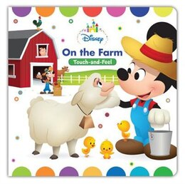 Book Disney Baby On The Farm by Disney Book Group