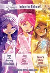 Star Darlings Collection: Volume 1: Sage And The Journey To Wishworld; Libby And The Class Election…