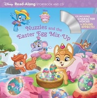 Whisker Haven Tales With The Palace Pets: Nuzzles And The Easter Egg Mix-up: Read-along Storybook…