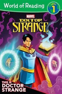 World Of Reading This Is Doctor Strange: Level 1
