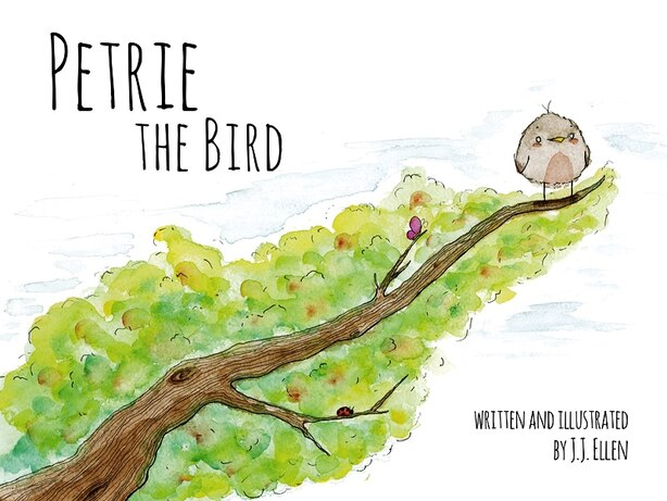 Petrie The Bird by J J Ellen
