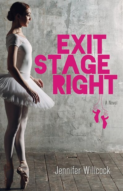 Exit Stage Right by Jennifer Willcock