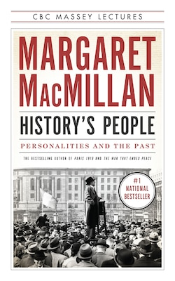 Book Historys People: Personalities and the Past by Margaret Macmillan