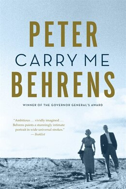 Book Carry Me by Peter Behrens