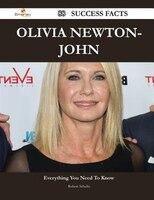 Olivia Newton-John 88 Success Facts - Everything You Need to Know about Olivia Newton-John
