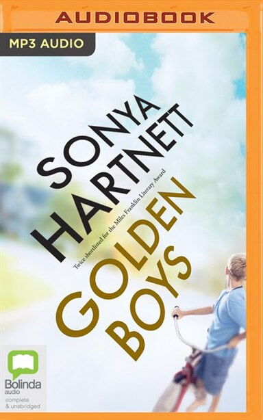 Golden Boys by Sonya Hartnett